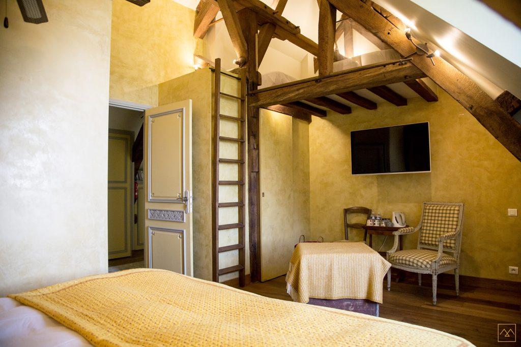 Mezzanine Chambre Verger