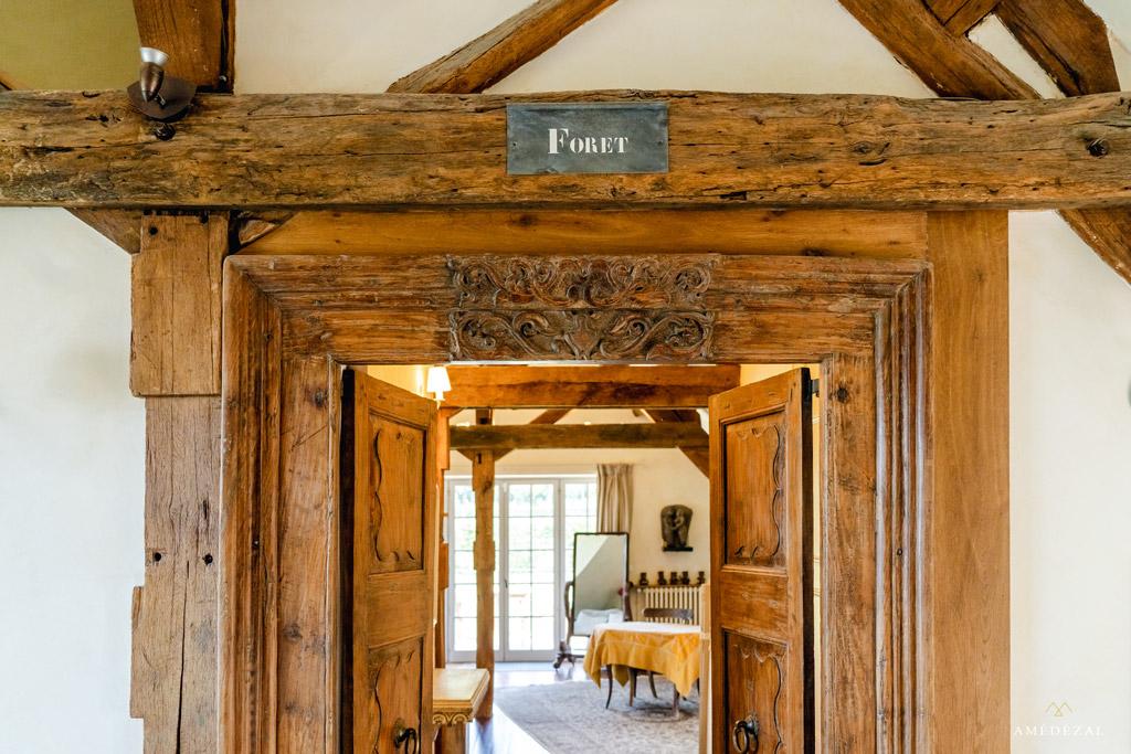 Porte suite Forêt