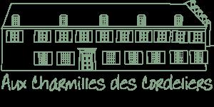 Logo Charmilles vert avec nom transparent